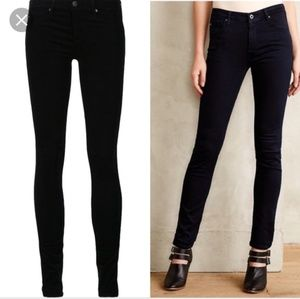 AG The Premiere Skinny Straight Corduroys Size 28